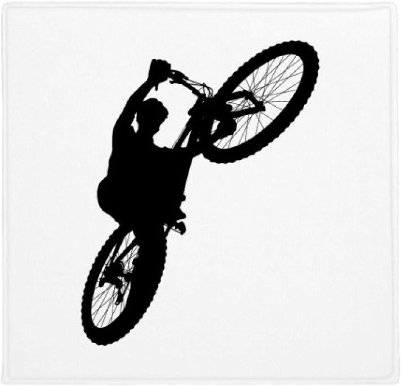 alta calidad DIYthinker Planta Planta Planta Pet Square Alfombra de su casa Puerta de la Cocina 80cm Regalo Deportes Paseo de Salto del Jugador de Bicicletas Antideslizante 80 X 80cm  ahorra hasta un 30-50% de descuento