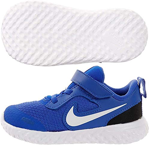 Baby Boy Blue Nike Running Shoes