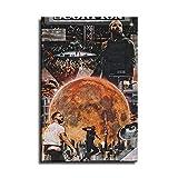 Drake Poster, Wandkunst, Bild, Druck, moderne Familie,