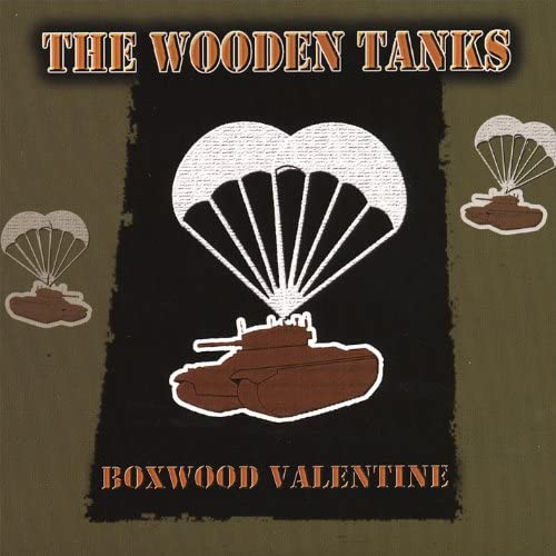 The Wooden Tanks