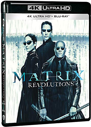 Matrix Revolutions 4k UHD [Blu-Ray]