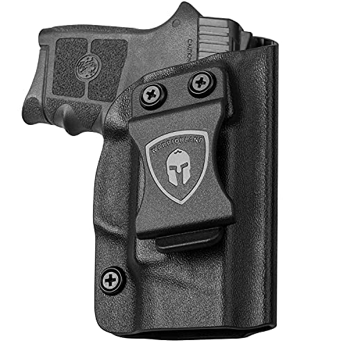 IWB Kydex Holster Fit: Smith & Wesson M&P Bodyguard 380 /...