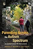 [[Parenting Across the Autism Spectrum: Unexpected Lessons We Have Learned]] [By: Maureen F. Morrell and Ann Palmer] [April, 2006]