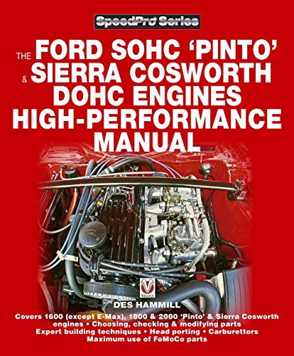How to Power Tune Ford Sohc 4-Cylinder Engines: For Road & Track (SpeedPro)