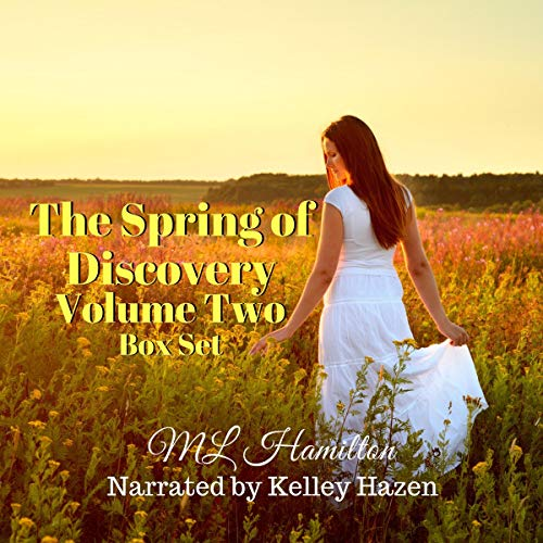 The Spring of Discovery Box Set: Volume Two cover art