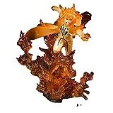 Anime Naruto Wave Wind Water Gate 21Cm PVC Figuras De Acción Estatua Colección Modelo Juguetes para Niños