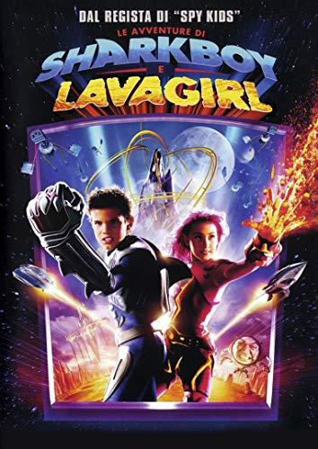 Le Avventure Di Sharkboy E Lava Girl  [Italia] [DVD]
