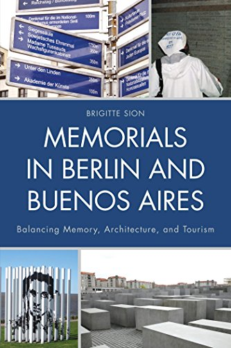 Memorials in Berlin and Buenos Aires: Balancing Memory, Architecture, and Tourism (English Edition)