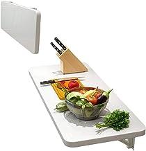 Stół montowany na ścianie stół jadalny, domowy mały rozmiar stół montowany na ścianie, nieperforowany stół kuchenny na ści...