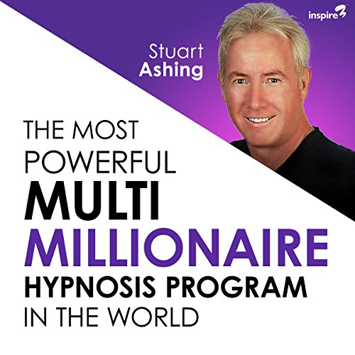 The Most Powerful Multimillionaire Hypnosis Program in the World audiobook cover art