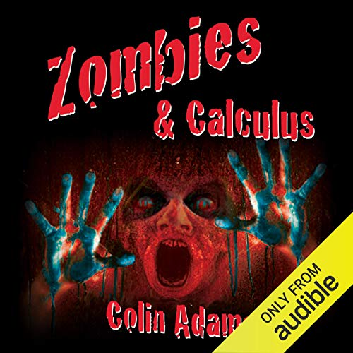 Zombies and Calculus audiobook cover art