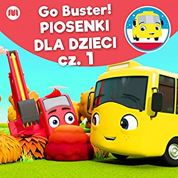 Go Buster! Piosenki dla dzieci - cz. 1