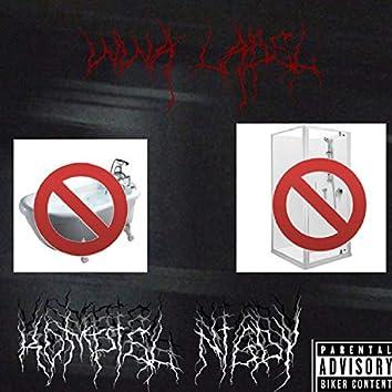 WWA Label - Kompiel Nigdy 666 Tape
