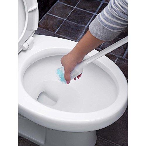 best toilet scrubber