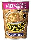 Yatekomo Fideos Orientales con sabor de pollo - 66 gr