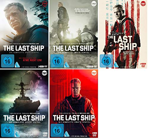The Last Ship Staffel 3