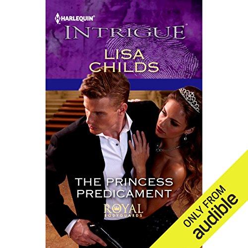 The Princess Predicament audiobook cover art