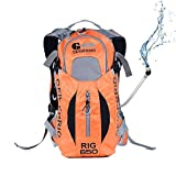 Geigerrig Pressurized Hydration Pack - RIG 650 - Orange [並行輸入品]