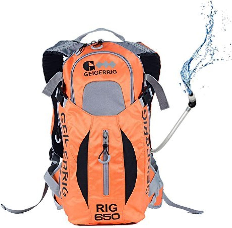 Geigerrig 650 Rig, orange Gunmetal by Geigerrig