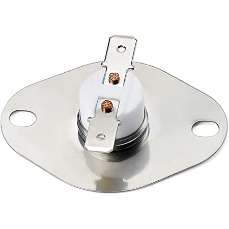 Funmit 9759242 Oven Thermal Fuse Compatible with Whirlpool Kenmore Range Replaces 4452223 PS11747248