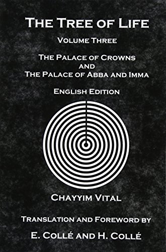 The Tree of Life: The Palace of Crowns and the Palace of Abba and Imma - English Edition: Volume 3
