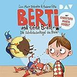 Berti und seine Brüder – Teil 1: Die Schokoladenkugel des Bösen: Lesung mit Christoph Maria Herbst (2 CDs)