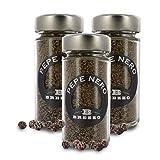Pimienta Negra Molida - 50 Gramos (Paquete de 3 Piezas)