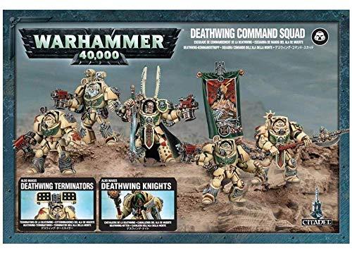 GAMES WORKSHOP Jeu de Table et Miniature Deathwing Command Squad