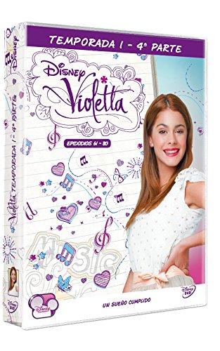 Violetta (1ª temporada, Vol. 4) [DVD]