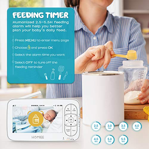 516r01j1scL The Best Video Baby Monitors with Smartphone Apps 2021