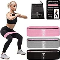 3-Pack Gymbee Legs and Butt Exercise Bands
