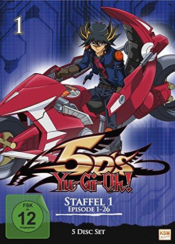 Yu-Gi-Oh! 5D's, Vol. 1 [5 DVDs]