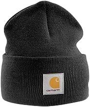 Carhartt - Acrylic Watch Cap - Black Winter Ski Hat, Beanie…