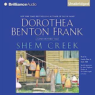 Shem Creek audiobook cover art