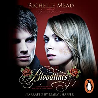 Bloodlines, Book 1                   By:                                                                                                                                 Richelle Mead                               Narrated by:                                                                                                                                 Emily Shaffer                      Length: 12 hrs and 50 mins     67 ratings     Overall 4.7