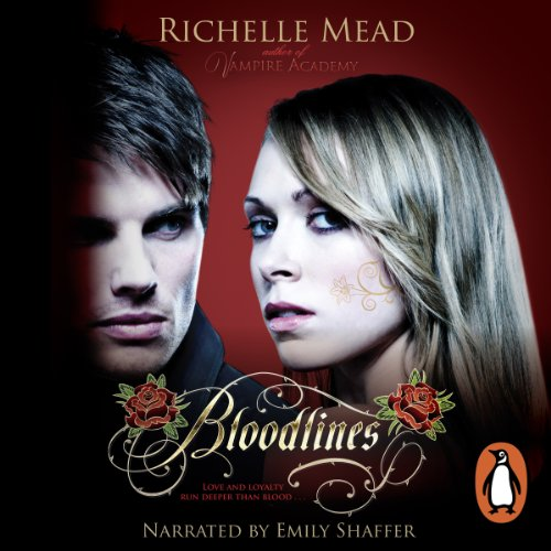 Bloodlines, Book 1 audiobook cover art
