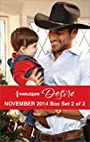 Harlequin Desire November 2014 - Box Set 2 of 2: An Anthology (English Edition)