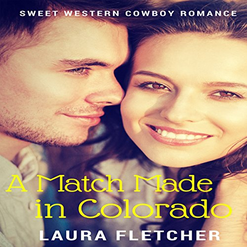 A Match Made in Colorado audiobook cover art