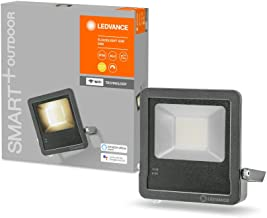 LEDVANCE Slim tuinarmatuur LED: voor muur, SMART+ DIMMABLE / 50 W, 220…240 V, Warm wit, 3000 K, body materiaal: aluminum, ...