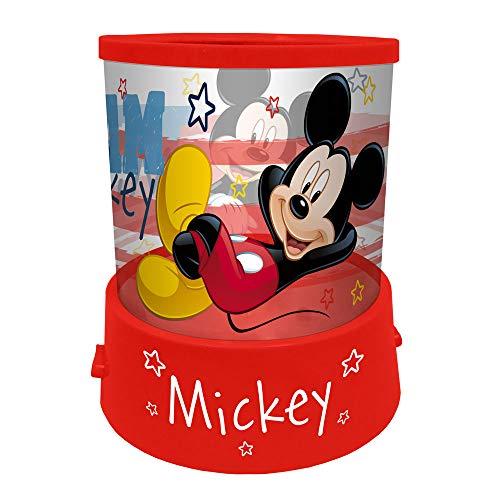 ELI Micky Maus Projektions-Nachtlicht