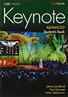 Keynote Advanced: Student's Book with DVD-ROM and MyELT Online Workbook, Printed Access Code