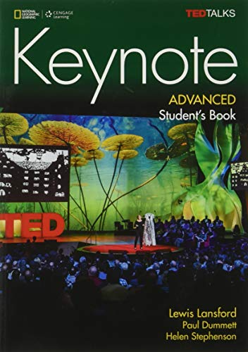 Keynote - C1.1/C1.2: Advanced: Student's Book + Online Workbook (Printed Access Code) + DVD