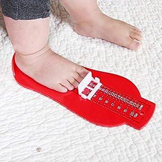 Aofocy Pied de bébé Dimension Mètre Instrument de Mesure de Pied