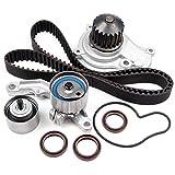 SCITOO Timing Belt Water Pump Kit fit 03-10 for Chrysler PT Cruiser for Dodge Caravan 2.4L DOHC