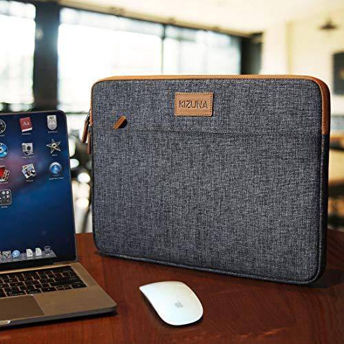kizuna Notebook Tasche 12,5 Zoll Wasserdicht Laptop Hülle Sleeve Bag Für 13