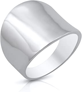 Best sterling silver cigar band ring Reviews