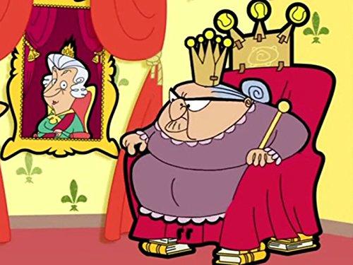 Ein königliches Zimmer/Wer anderen eine Grube gräbt.