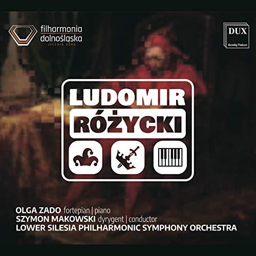 Olga Zado - Rozycki Orchestral Works