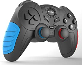 HK Regulador del Juego cómodo Duradero Gamepad inalámbrico Bluetooth máquina de Juego de la Palanca de Mando del Interruptor Pro