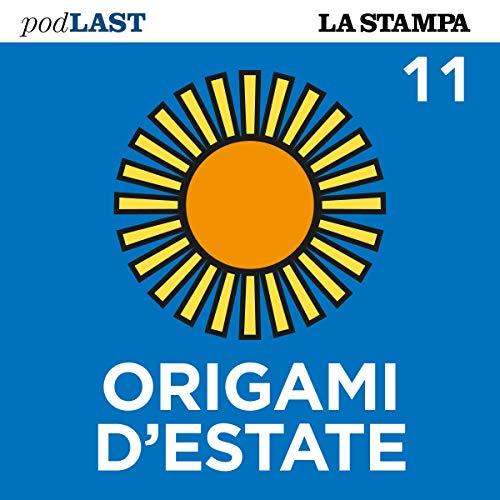 Il segreto di un Origami (Origami d'estate 11) copertina